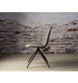 Sidd Santander stoel - PU antracite