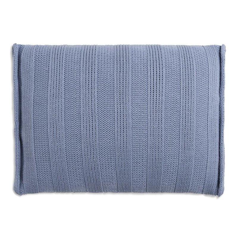 Knit Factory Knit Factory Jesse Kussen 60x40 Indigo