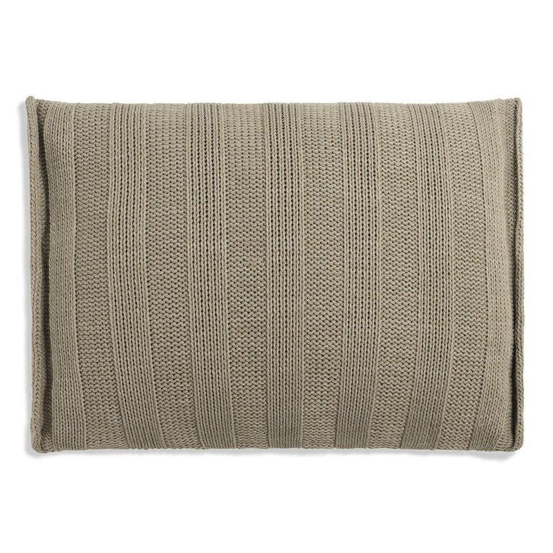 Knit Factory Knit Factory Jesse Kissen 60x40 Olive