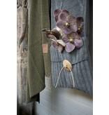 Knit Factory Knit Factory Aran Pocket Anthrazit