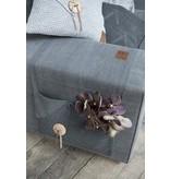 Knit Factory Knit Factory Barley Pocket Dunkel Blau