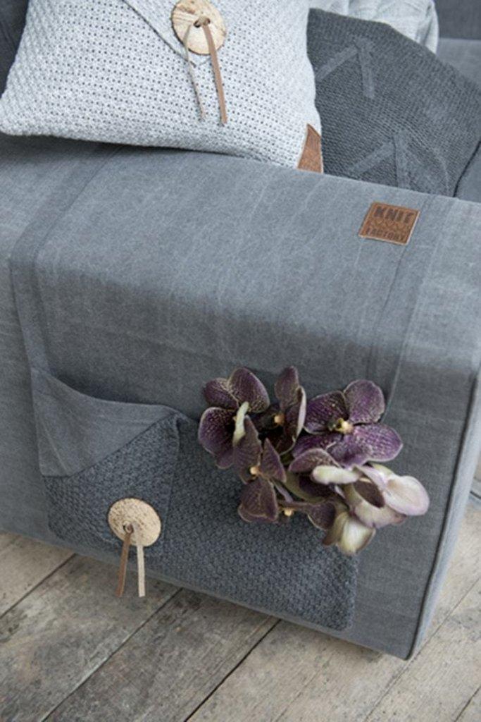 Knit Factory Knit Factory Barley Pocket Groen