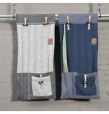Knit Factory Knit Factory 6x6 Rib Pocket Groen