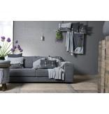 Knit Factory Knit Factory 6x6 Rib Kussen 60x40 Jeans