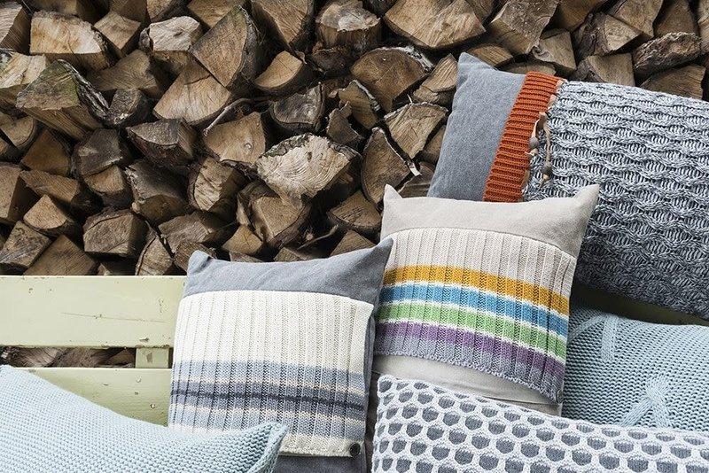 Knit Factory Knit Factory Julia Kussen 60x40 Beige