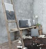 Knit Factory Knit Factory Mila Kussen 50x50 Beige/Marron