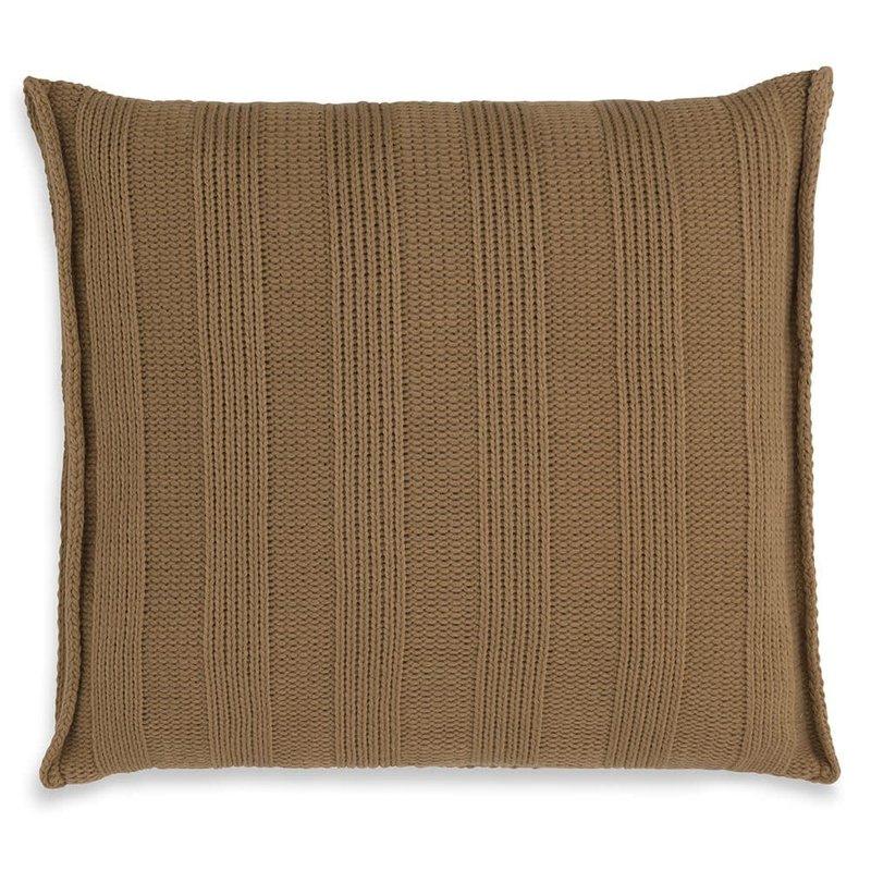 Knit Factory Knit Factory Jesse Kissen 50x50 New Camel