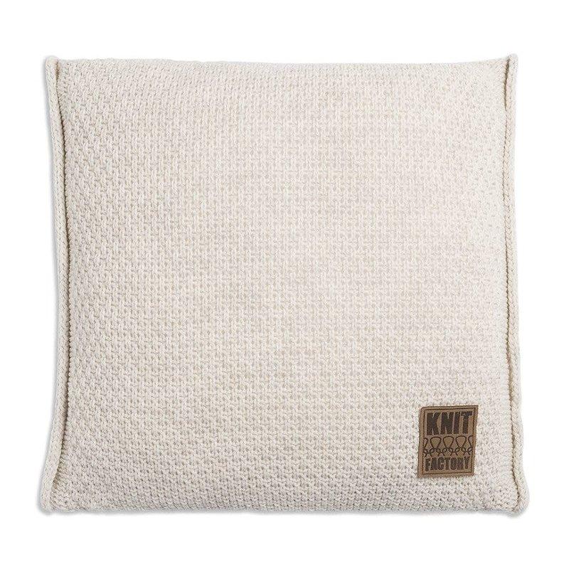 Knit Factory Knit Factory Jesse Kussen 50x50 Beige
