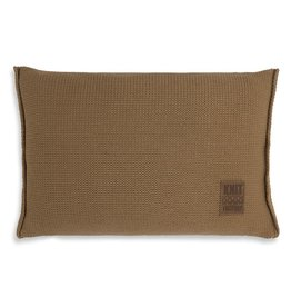 Knit Factory Jesse Kussen 60x40 New Camel