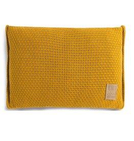 Knit Factory Jesse Kissen 60x40 Oker