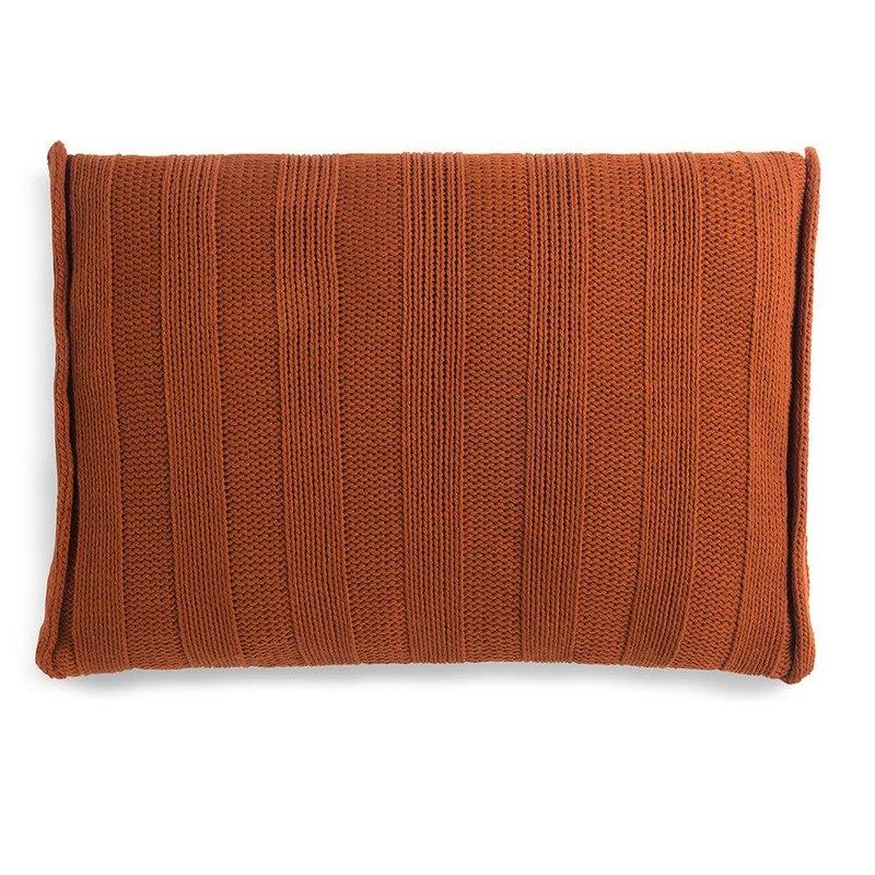 Knit Factory Knit Factory Jesse Kissen 60x40 Terra