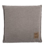 Knit Factory Knit Factory Jesse Kussen 50x50 Taupe