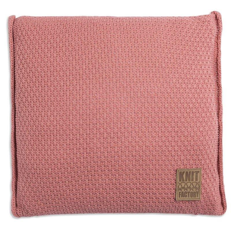 Knit Factory Knit Factory Jesse Kussen 50x50 Coral