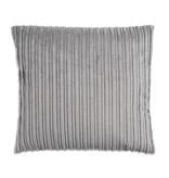 Knit Factory Knit Factory Sam Kussen 50x50 Licht Grijs/Licht Grijs