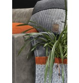 Knit Factory Knit Factory Sam Kissen 50x50 Beige/Beige