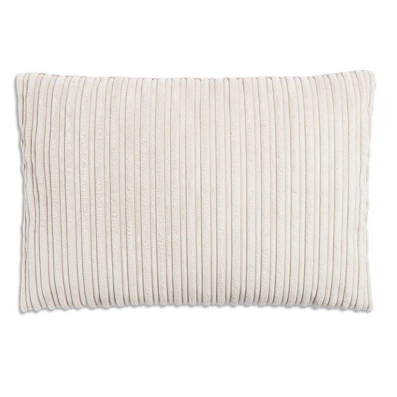 Knit Factory Knit Factory Sam Kissen 60x40 Beige/Marron