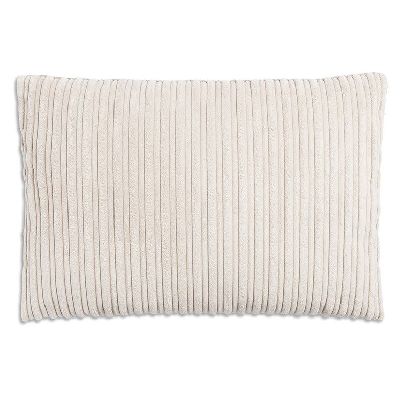 Knit Factory Knit Factory Sam Kissen 60x40 Beige/Beige