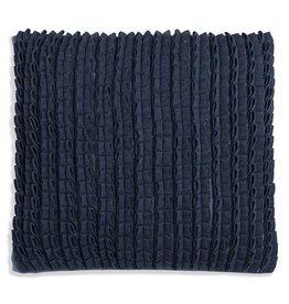 Knit Factory Sara Kissen 50x50 Jeans/Indigo