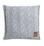 Knit Factory Knit Factory Sasha Kissen 50x50 Grau