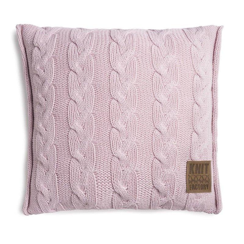 Knit Factory Knit Factory Sasha Kussen 50x50 Roze