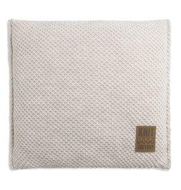 Knit Factory Lynn Kissen 50x50 Beige