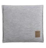 Knit Factory Knit Factory Lynn Kussen 50x50 Licht Grijs