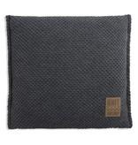Knit Factory Knit Factory Lynn Kussen 50x50 Antraciet