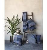 Knit Factory Knit Factory Roxx Kussen 50x50 Jeans/Indigo