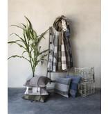 Knit Factory Knit Factory Roxx Kussen 50x50 Bruin/Taupe