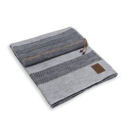 Knit Factory Roxx Plaid Grau/Anthrazit
