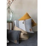 Knit Factory Knit Factory Roxx Kussen 60x40 Beige/Marron