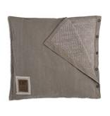 Knit Factory Knit Factory Rick Kussen 50x50 Beige/Marron