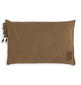 Knit Factory Jay Kussen 60x40 New Camel