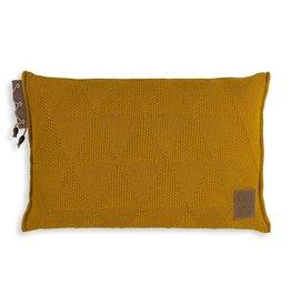 Knit Factory Jay Kussen 60x40 Oker