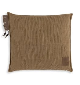 Knit Factory Jay Kussen 50x50 New Camel