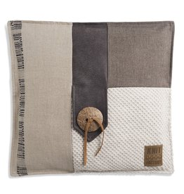 Knit Factory Lex Kissen 50x50 Beige