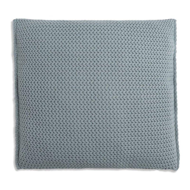 Knit Factory Knit Factory Maxx Kussen 50x50 Stone Green