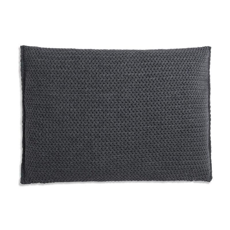 Knit Factory Knit Factory Maxx Kissen 60x40 Anthrazite