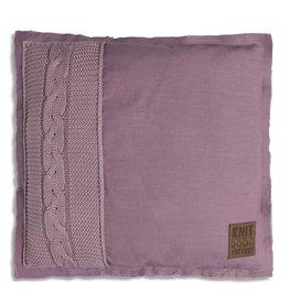 Knit Factory Jill Kussen 50x50 Mauve