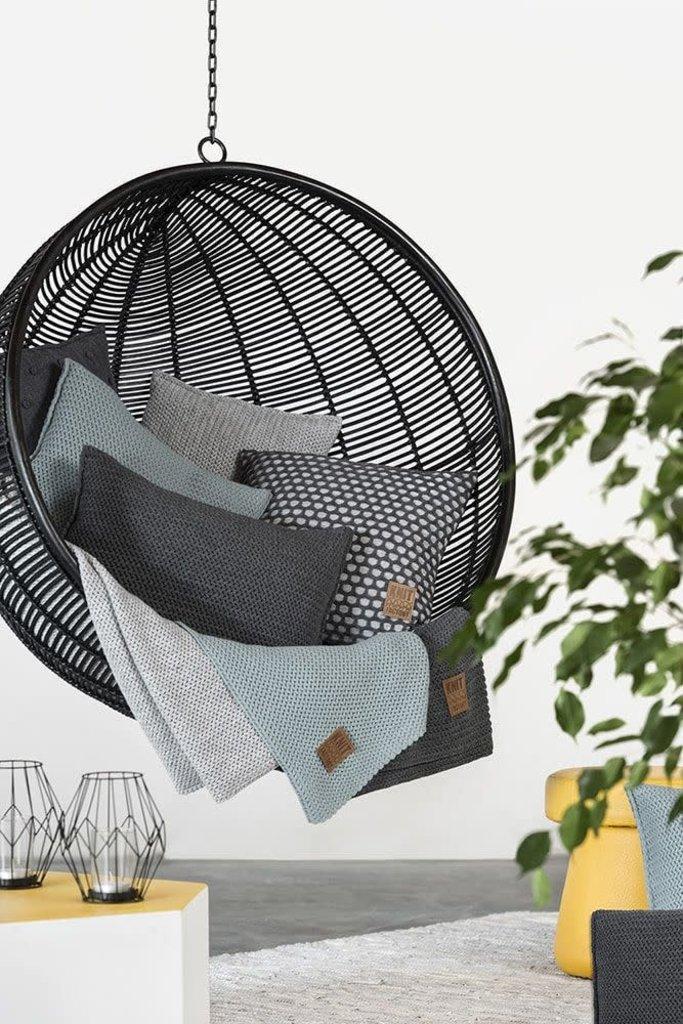 Knit Factory Knit Factory Maxx Kissen 60x40 Oliv