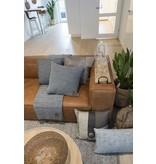 Knit Factory Knit Factory Juul Kussen 50x50 Groen/Olive