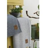 Knit Factory Knit Factory Juul Plaid Seda/Oliv