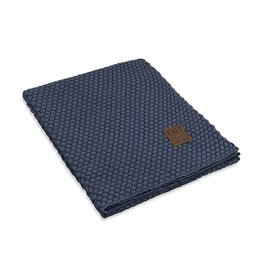 Knit Factory Juul Plaid Jeans/Indigo