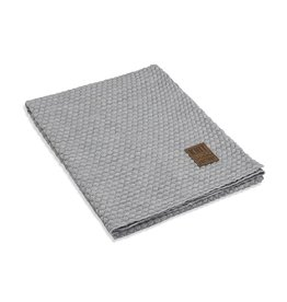 Knit Factory Juul Plaid Grau/Beige