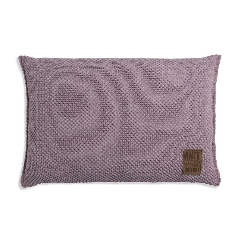Knit Factory Knit Factory Zoë Kissen 60x40 Heartwood Melee