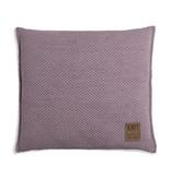 Knit Factory Knit Factory Zoë Kissen 50x50 Heartwood Melee
