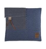 Knit Factory Knit Factory Jack Kussen 50x50 Jeans/Indigo