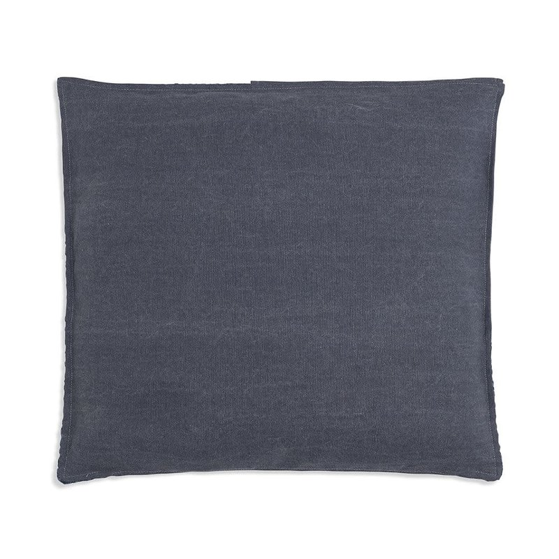 Knit Factory Knit Factory Jack Kissen 50x50 Jeans/Indigo