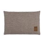 Knit Factory Knit Factory Juul Kussen 60x40 Marron/Beige