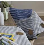 Knit Factory Knit Factory Juul Kissen 60x40 Grau/Beige